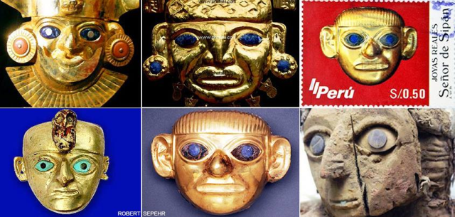 RETURN OF THE CLOUD PEOPLE : HEROIC BLUE-EYED ANCIENT TALL WHITES A25ae-peru-blue