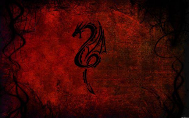 Dragon-Zwart