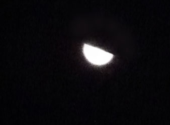 THE MOON'S TILTED or EARTH HAS ! ! ! Moonx