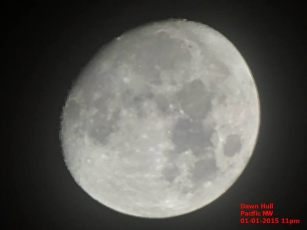 O LOOK ! … THE MOON IS REVOLVING … CARRY ON Moon3