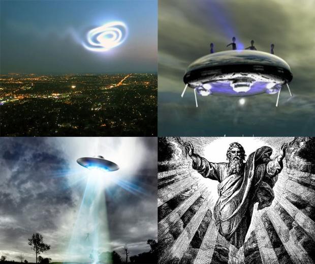 gods or aliens