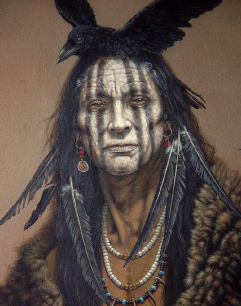 Chief Black Crow