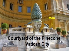 Courtyard of the Pinecone (Vatican City)