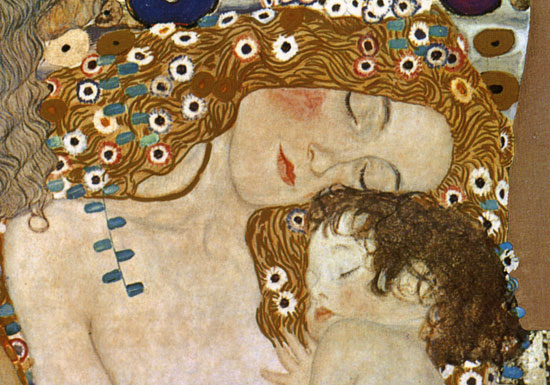 Mother-Child-Klimt-L