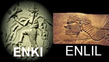 enki and enlil