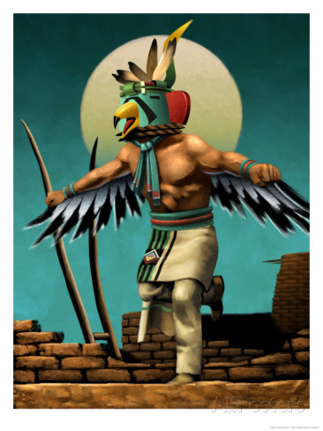 recipe: hopi eagle dancer kachina [4]