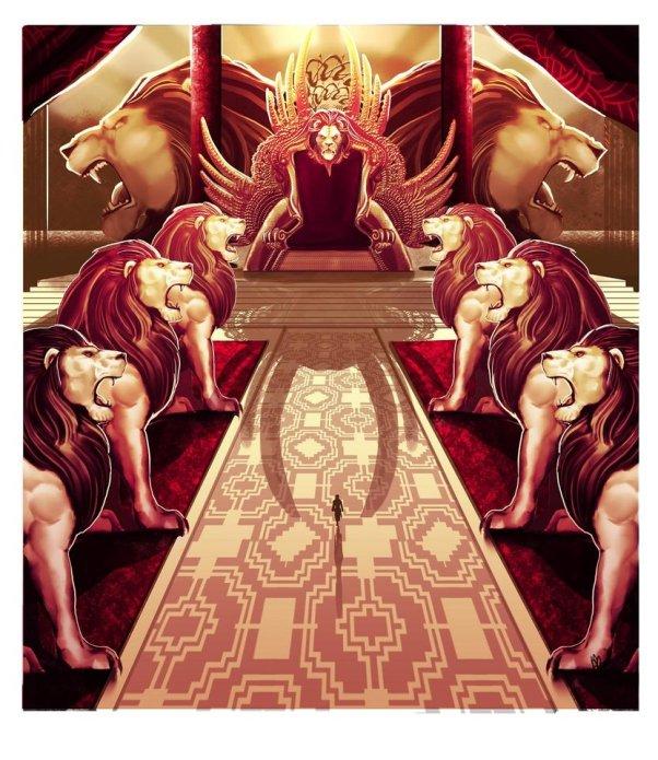 lionthrone