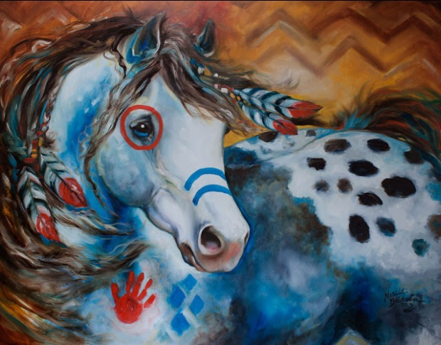 ee-appaloosa-indian-war-horse-3630-m-baldwin-orig-oil-march-2013
