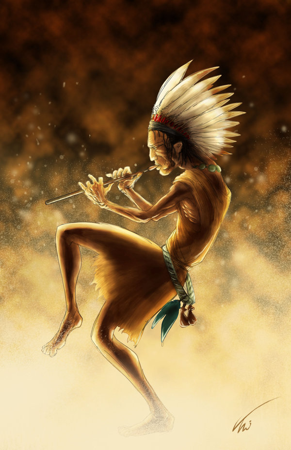Kokopelli The Flute Player Out Of This Worldx