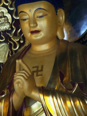 swastika-buddha