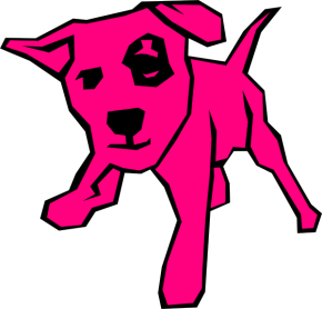 Kachina Black Dog