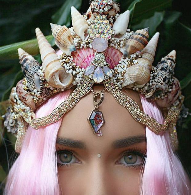 mermaid-crown