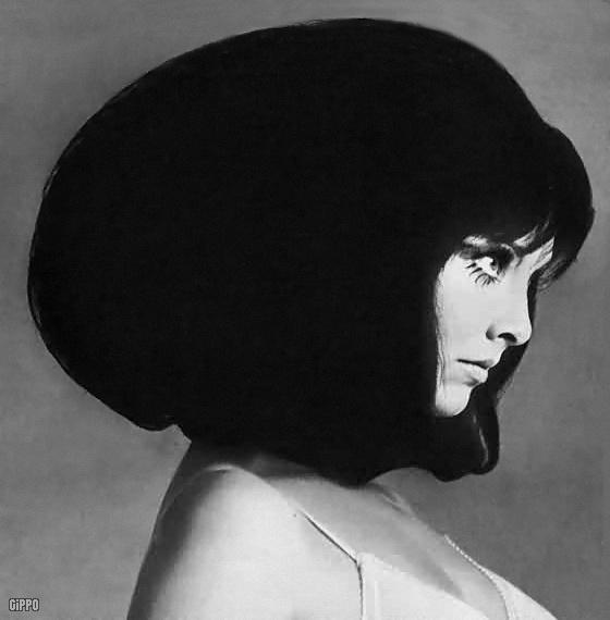 girl-hair-architecture-vintage