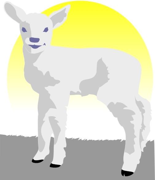 lamb_clip_art_6609