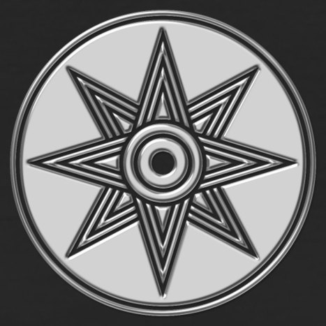 star-of-ishtar-venus-star-symbol-of-the-great-babylonian-goddess-of-love-ishtar-inanna-dd-women-s-t-shirts-women-s-organic-t-shirt