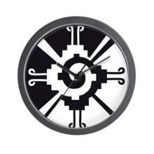 mayan_unity_symbol_wall_clock