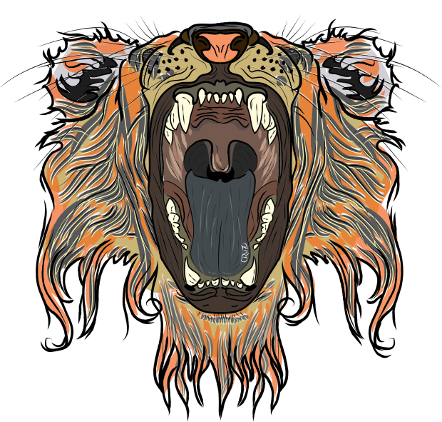 lion_mouth_by_cruzjuliana-d5y2omq