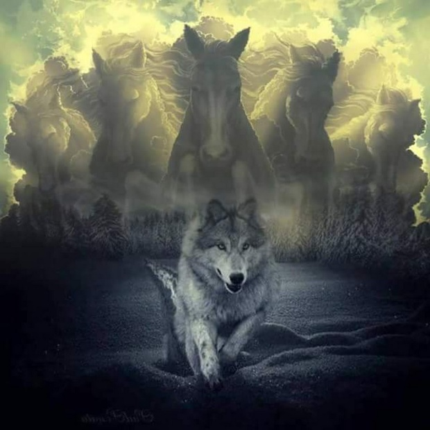 wolfhorses