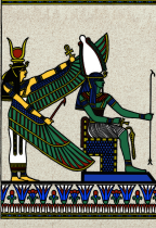 isis_and_ptah_seker_osiris_by_writer_colorer-d9atd6a