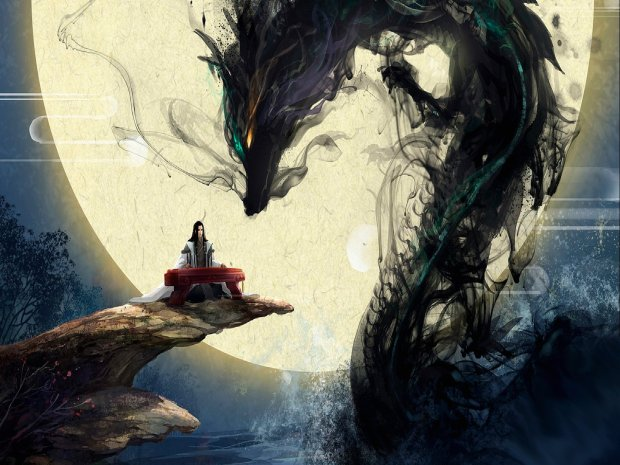 black-dragon-mobile-wallpapers