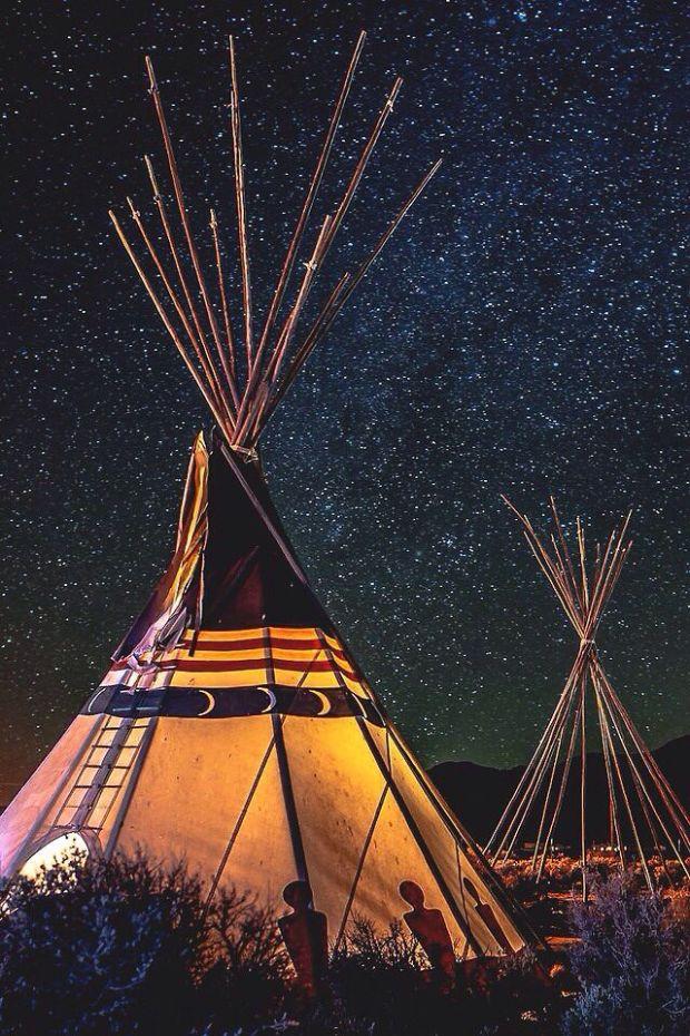 8195edd1f51eaaa6a7f16b7b8af802d4-teepee-camping-native-americans