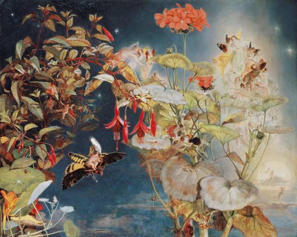 midsummer-fairies