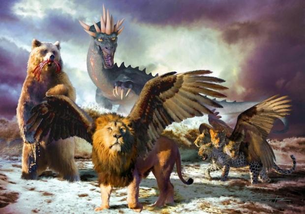 daniel-7-four-beasts