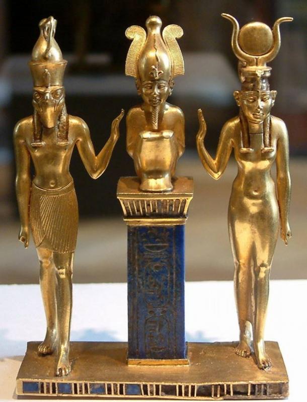 osiris-horus-isis